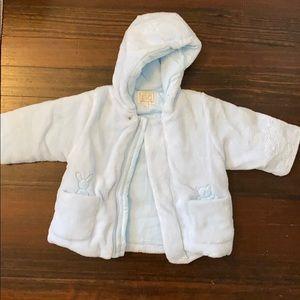 NWOT Soft baby coat 6m 68cm